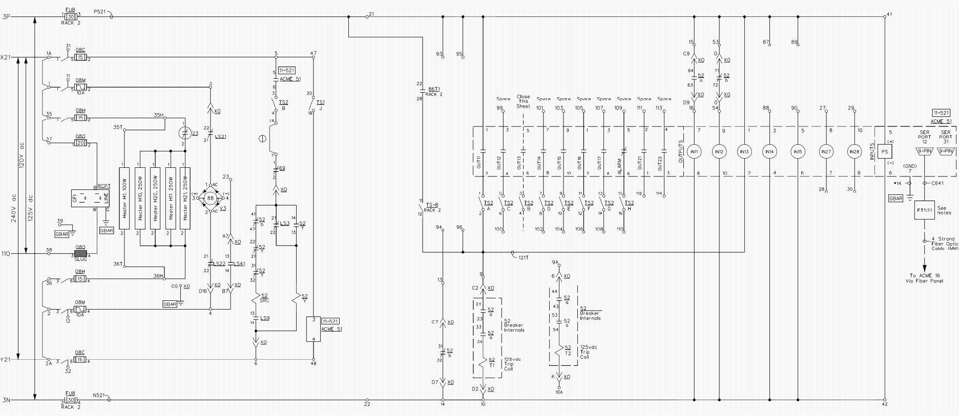hight resolution of example d of a dc schematic