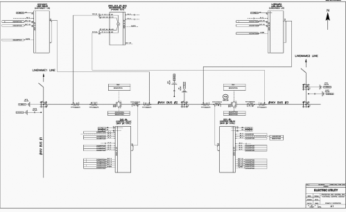 small resolution of example of three line solar system electrical schematic single line three line diagram solar