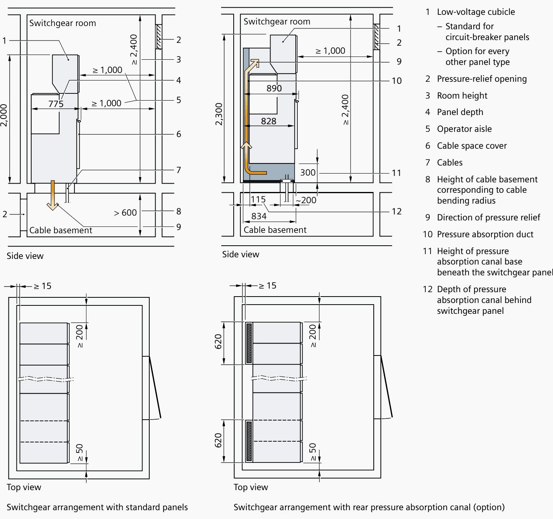 current transformer schematics