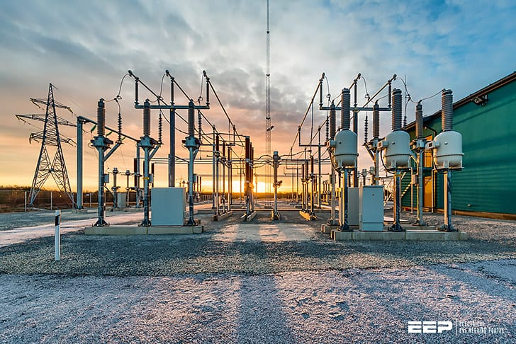 6 common bus configurations in substations up to 345 kV  EEP