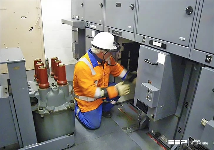 Maintenance and troubleshooting guidelines for a typical high voltage switchgear | EEP