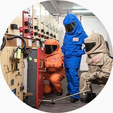 Online Training: Arc Flash & High Voltage Safety (Qualified Certification) | EEP