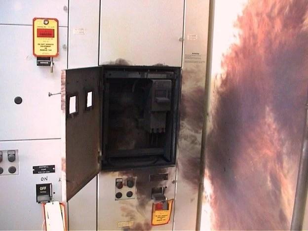 Arc Flash Hazards  LV Circuit Breakers  EEP
