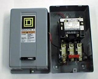 single phase dol starter wiring diagram john deere 4440 direct on line motor online square d