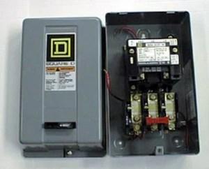 Direct On Line (DOL) Motor Starter