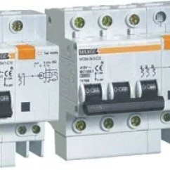 Distribution Board Wiring Diagram 2018 Jeep Jl What Is The Difference Between Mcb, Mccb, Elcb, And Rccb