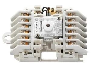 Electrical Ballast Wiring Diagram Electrically Held Contactors Siemens