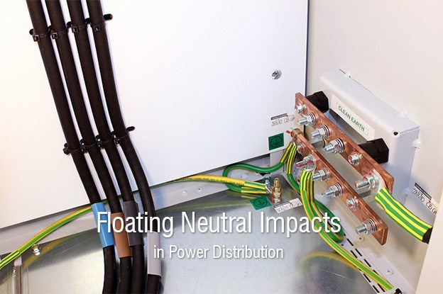 Normal Power Condition Floating Neutral Condition