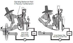 How circuit breaker trip unit works?
