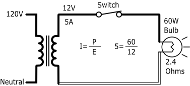 Electrical Formulas Ohms Law Electrical Circuits Ohms Law