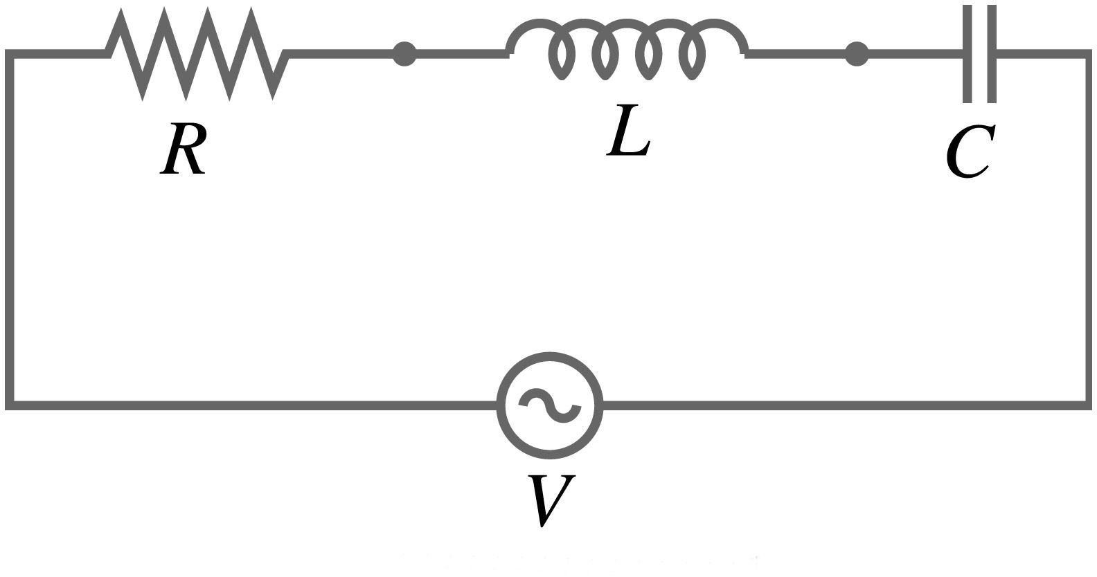 Series RLC Circuit: Analysis & Example Problems
