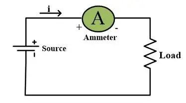Digital Dc Voltmeter Circuit DC Hipot Circuit Wiring