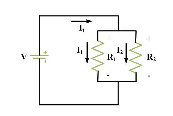current divider circuits