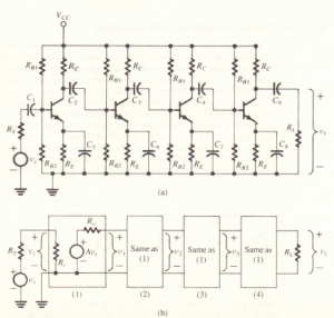 MULTISTAGE COMMON-EMITTER AMPLIFIERS Electrical