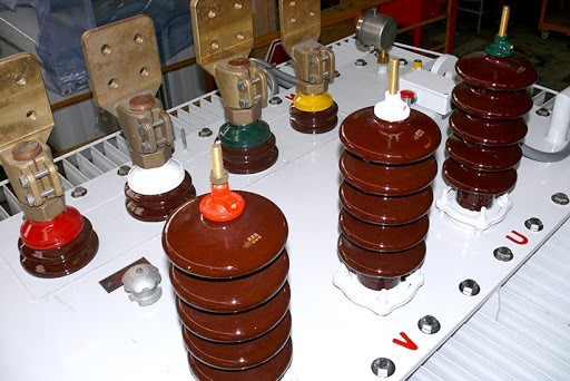 Main Parts Of A Power Transformer | Bushing