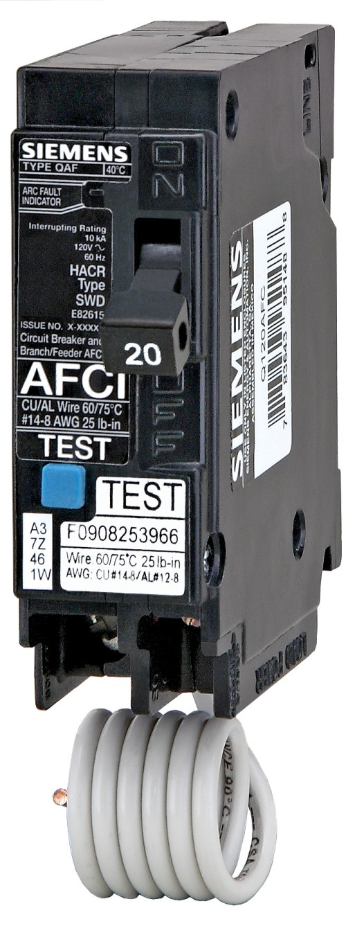 small resolution of arc fault circuit interrupters