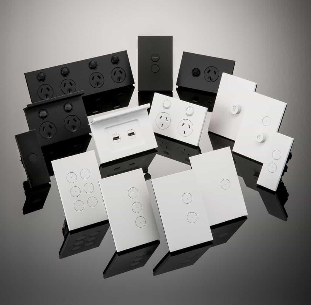 clipsal saturn zen wiring diagram 240sx alternator launches new range of light switch solutions