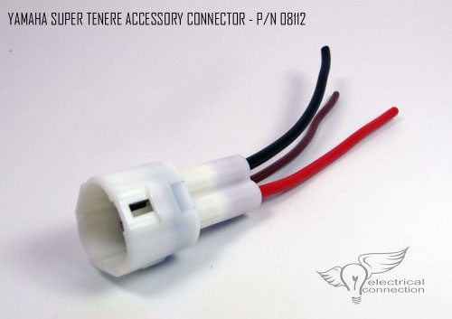 Electric Meter Wiring Heat Yamaha Super Tenere Accessory Connectors Electrical