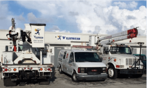 Home of Electrician Fort Lauderdale