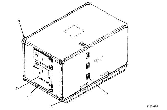 Figure 1-1. Major Shelter Components