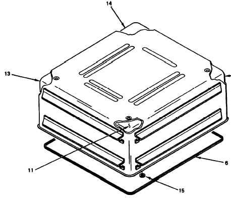 Figure 8. Power Supply Test Set Case CY-7564/USM-428