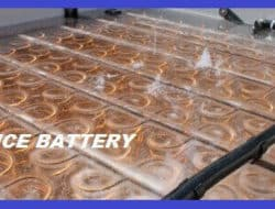 Molten Salt Battery and Ice Battery