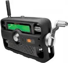 Trevor Baylis radio