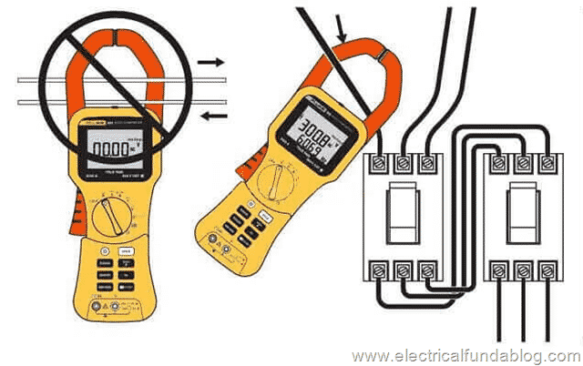 How to Operate Clamp Meter