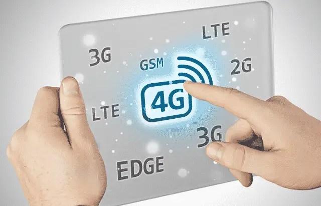 4g Cellular network technology