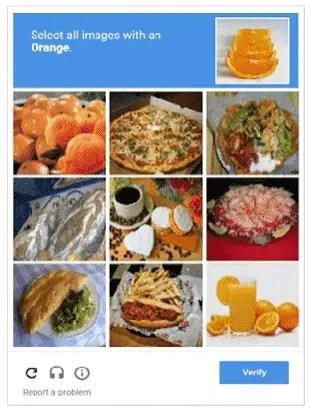 Image Based CAPTCHA Code