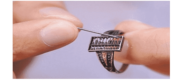 Abacus Ring An Early Wearable Computing Device