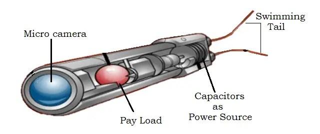Components of Nano Robots