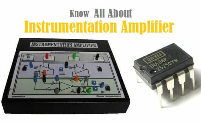 Introduction to Instrumentation Amplifiers