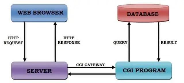 Common Gateway Interface (CGI) Application