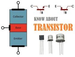 Transistor – Classification, Configuration, Applications, Advantages