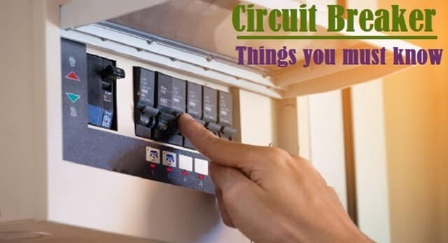 Introduction to Circuit Breaker
