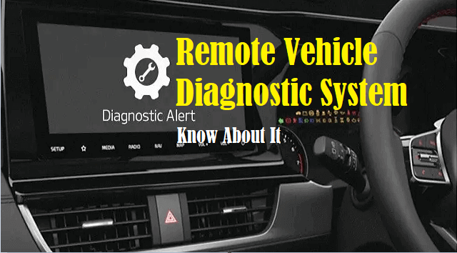 Introduction to Remote Vehicle Diagnostic System
