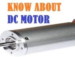 DC Motor- Classification, Working Mechanism, Applications & Advantages