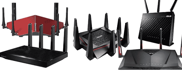 Wireless or Wi- Fi Routers