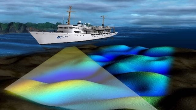 Image of Seafloor Mapping