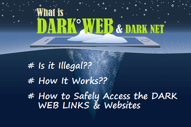 Introduction to DarkWeb and DarkNet