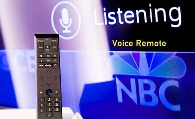 Voice Remote