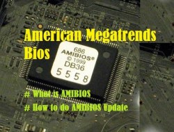 American Megatrends BIOS (AMIBIOS) – How to Update | How to Unlock It
