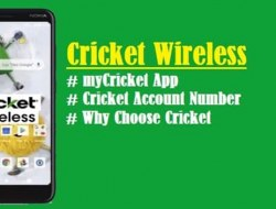 Cricket Wireless – How Do I Find Cricket Account Number, myCricket App