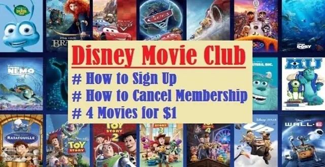 Intro to Disney Movie Club