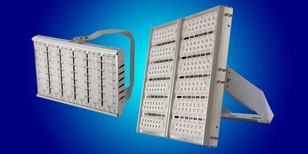 LEDtronics Introduces its Brightest Lights Ever: LED High Mast Flood Lights