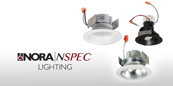 Nora Lighting Expands LED Retrofit Downlight Line-Up