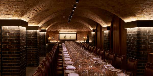 Soraa LED Lamps Illuminate Historic British Wine Cellar