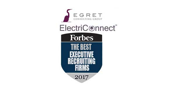 Forbes Names Egret Consulting Among Top 250 Best Executive Recruiting Firms in 2017