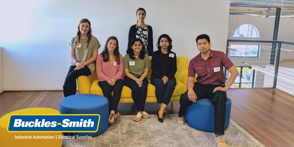 Buckles-Smith Electric Welcomes Summer Interns